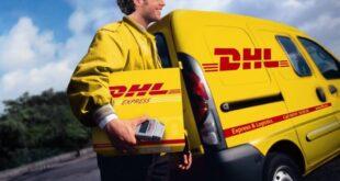 آشنایی با پست DHL